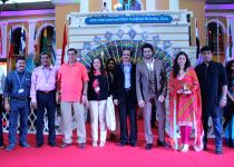 Panaji: IFFI-2014 - David Dhavan, Manish Paul