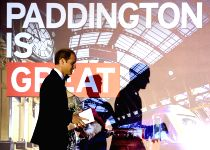 CHINA-SHANGHAI-PRINCE WILLIAM-VISIT-PADDINGTON
