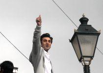 Shimla: Ranbir Kapoor shoots for `Tamasha` in Shimla