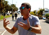ANTONIO BANDERAS INTERVIEW