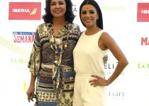 EVA LONGORIA HOSTS CHARITY GLOBAL GIFT GOLF TOURNAMENT IN MARBELLA