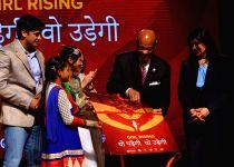 Alia Bhatt and Sangram Singh launch Woh Padhegi Woh Badhegi campaign