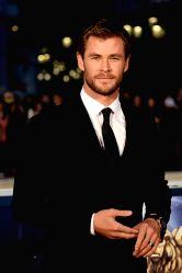 :Actor Chris Hemsworth. (File Photo: IANS).