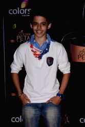Actor Darsheel Safary during COLORS Golden Petal Awards 2013 in Mumbai on Dec.14, 2013.