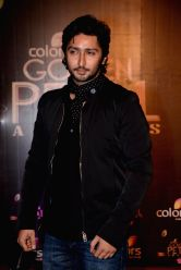 Actor Kunal Karan Kapoor during COLORS Golden Petal Awards 2013 in Mumbai on Dec.14, 2013.