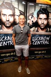 Actor Rahul Bose during the special screening of upcoming film