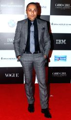 Actor Rahul Bose on the red carpet of