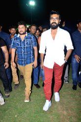 Actor Ram Charan Darsakudu Movie Audio Launch in Hyderabad, July 15, 2017.