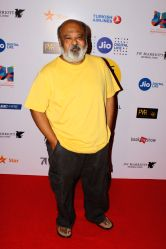 Actor Saurabh Shukla during the Royal Stag Barrel Large Short Films in Mumbai on Oct 13, 2017.