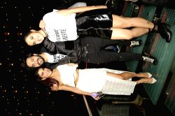 Actors Varun Dhawan, Tapsee Pannu and Jacqueline Fernandez at a press meet for film