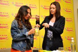 Mumbai: Kalki Koechlin during the promotion of film Margarita With A Straw