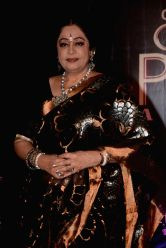 Actress Kirron Kher during COLORS Golden Petal Awards 2013 in Mumbai on Dec.14, 2013.