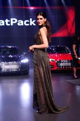Actress Kriti Sanon at red carpet of