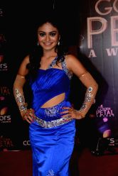 Actress Sreejita De during COLORS Golden Petal Awards 2013 in Mumbai on Dec.14, 2013.