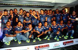 Bengal Warriors unveil team
