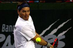 Bengaluru: Champions Tennis League - Thomas Enqvist v/s Pat Cash