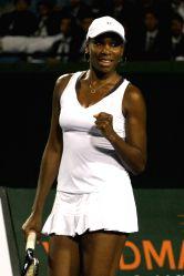 Bengaluru: Champions Tennis League - Venus Williams and Feliciano Lopez v/s Agnieszka Radwanska and Marcos Baghdatis