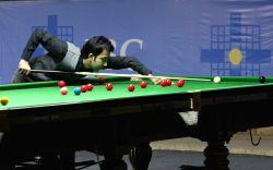 Bengaluru: IBSF World Snooker Championships - Pankaj Advani