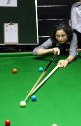Bengaluru: IBSF World Snooker Championships - Suniti Damani
