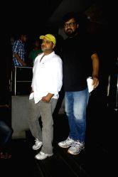 Bollywood filmmaker Sajid Nadiadwala during the screening of film Tubelight, in Mumbai, on June 22, 2017.