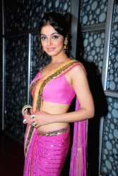 Divya Khosla at Tulsi Kumars Love Ho Jaye album launch at Cinemax, in Mumbai.