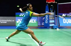 Dubai: Saina beats Shixian Wang in Superseries Finals