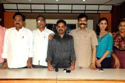 Hyderabad: Spandana Success meet