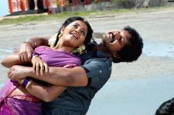 Hyderabad: Stills of film Simhadripuram