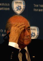 ISRAEL-FIFA-SEPP BLATTER