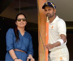 Bengaluru: Ranaji trophy semifinal - Karnataka vs Mumbai