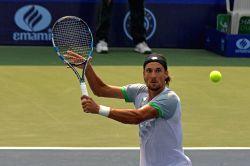 Kolkata: Emami Kolkata Open 2015- ATP Challenger - James Duckworth Vs Ruben Bemelmans