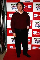 Mumbai: Randhir Kapoor celebrates his 68th birthday with 92.7 Big FM