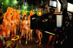 Mumbai: Rakhi Sawant shoots for Video album Jaan Bigdela