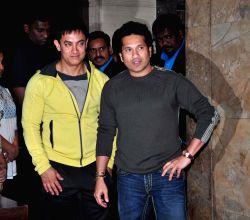 Mumbai: Screening of film PK