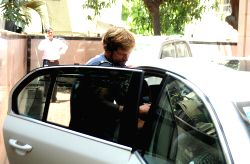 Mumbai: Jonty Rhodes Blessed With Baby Girl