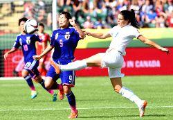 CANADA-EDMONTON-FIFA-WOMEN