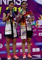 New Delhi: Saina wins India Open title