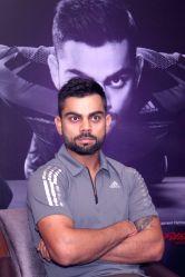 New Delhi: Kohli launches fitness club