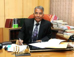 New Delhi: Justice C.K Prasad takes over as PCI chairman