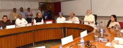 Prime Minister Narendra Modi chairs an All Party meeting on Kashmir, in New Delhi on Aug 12, 2016. Prime Minister Narendra Modi chairs an All Party meeting on Kashmir, in New Delhi on Aug ...