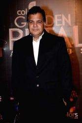 Raj Nayak during COLORS Golden Petal Awards 2013 in Mumbai on Dec.14, 2013.