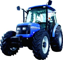 Indian tractor maker plans expansion in Africa, tap land bank