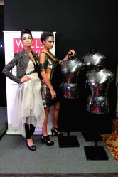 Rohit Gandhi-Rahul Khannas collection for Wills Lifestyle India Fashion Week (WIFW) Spring-Summer 2012.