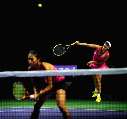 Singapore: WTA Finals - Russia