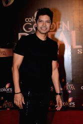 Singer Shaan during COLORS Golden Petal Awards 2013 in Mumbai on Dec.14, 2013.