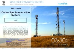 Crucial auction of telecom spectrum kicks off Wednesday