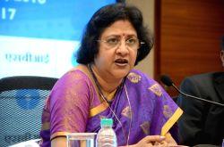 State Bank of India Chairman Arundhati Bhattacharya. (File Photo: IANS)