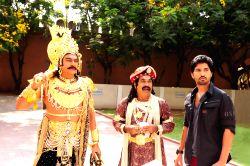 Hyderabad: Telugu movie `Yamaleela 2` stills