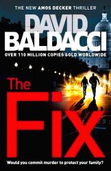 Thriller master David Baldacci's new Amos Decker novel about the FBI agent's efforts to unravel a sensational double killing outside the agency HQ to prevent a 9-11 scale attack .