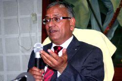Varanasi: Gireesh Chandra Tripathi assumes charge as BHU VC